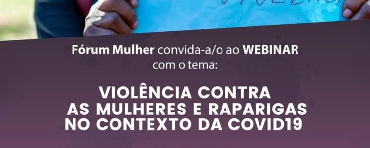 Violência contra as Mulheres e Raparigas em Contexto da COVID-19