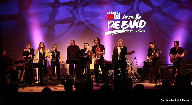 Lorenz und die Band