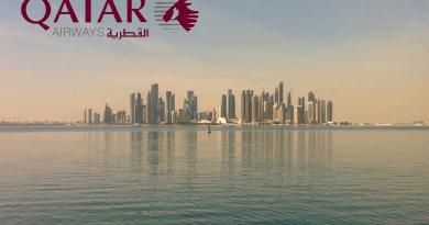 Doha City Landscape