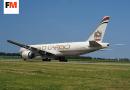 Etihad Airways B777 Freighter aircraft