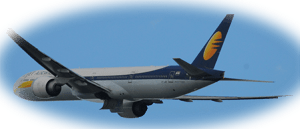 Jet Airways flight