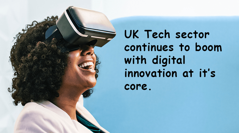 UK Tech sector and the digital revolution