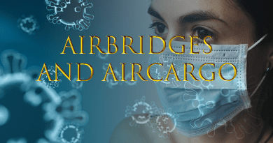 Airbridges and Air Cargo