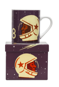 Cosmos mug, £10