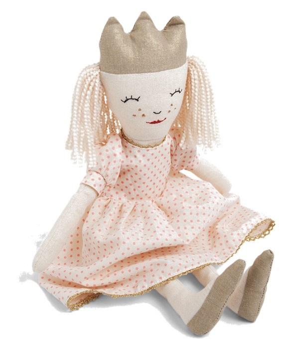 Princess soft toy, £17.99