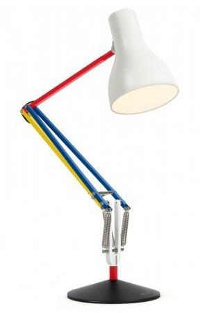 2. Type 75 desk lamp Paul Smith Edition Three, Heal's