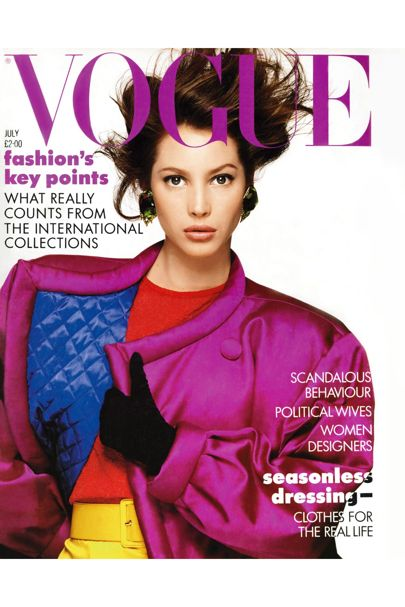 Image source: archive Vogue cover