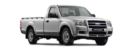 ranger 2009 single cab