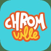 Logo app Chromville