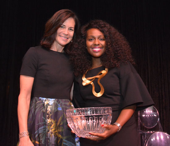 Woman on the Move Honoree Mia Mends