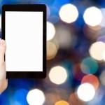 Digital Screen and artificial Light