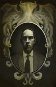 """""""From this Well Madness Springs"""", H. P. Lovecraft by Travis Lewis"""