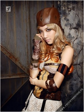 steampunk-aviator-hat via fantasmagoria