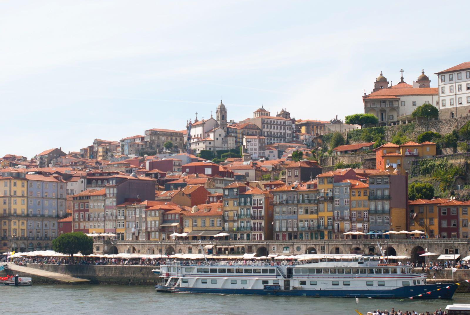 Portugal Wine Travel Guide. Porto