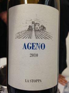 Ageno La Stoppa, Orange Wine from Emilia Romagna, Italy