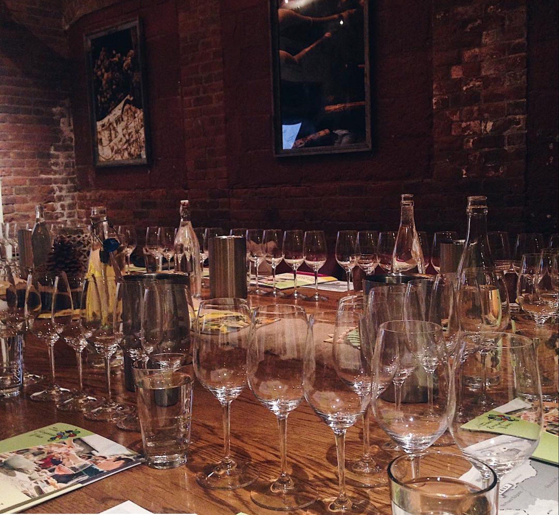 Bulgarian Wine Seminar by Brand Marketing World Wines