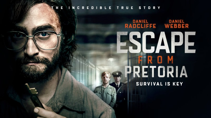 ESCAPE FROM PRETORIA - BANNER