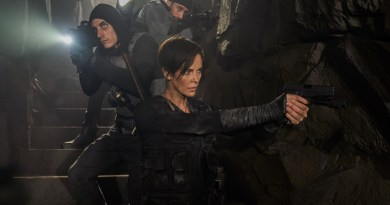Netflix release details for Charlize Theron's action film, The Old Guard