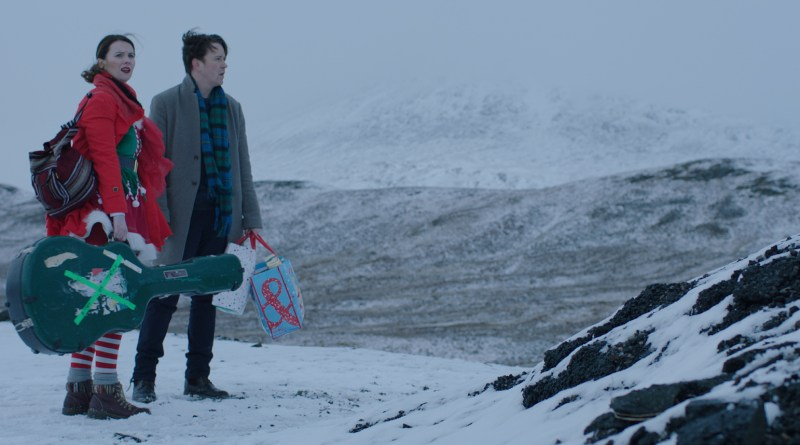 """Scotland's first family Christmas movie, """"Lost at Christmas"""", coming down your cinema's chimney from December 4th."""