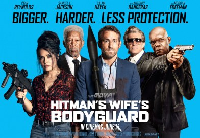 The Hitman's Wife's Bodyguard – New film review