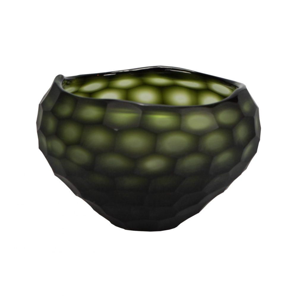 Waxinelichthouder Tree is geschikt voor 1 waxinelichtje. Omdat de waxinelichthouder hand is gemaakt, is elk exemplaar uniek.