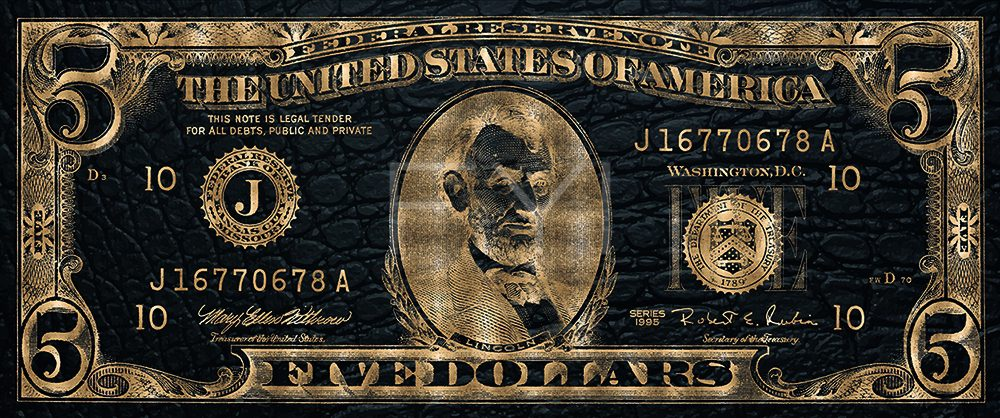 Dollar crocoprint_bruin
