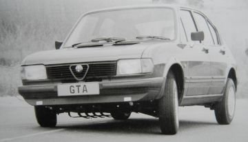 Alfasud GTA