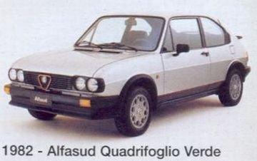 Alfasud QV
