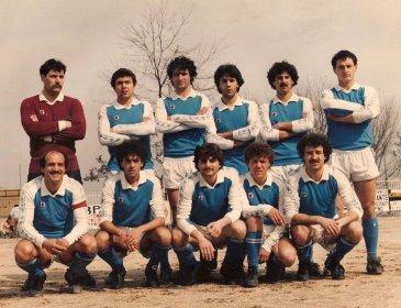 l'Ariano che nel 1981/82 disputa il suo primo campionato in Interregionale e chiude addirittura quinto