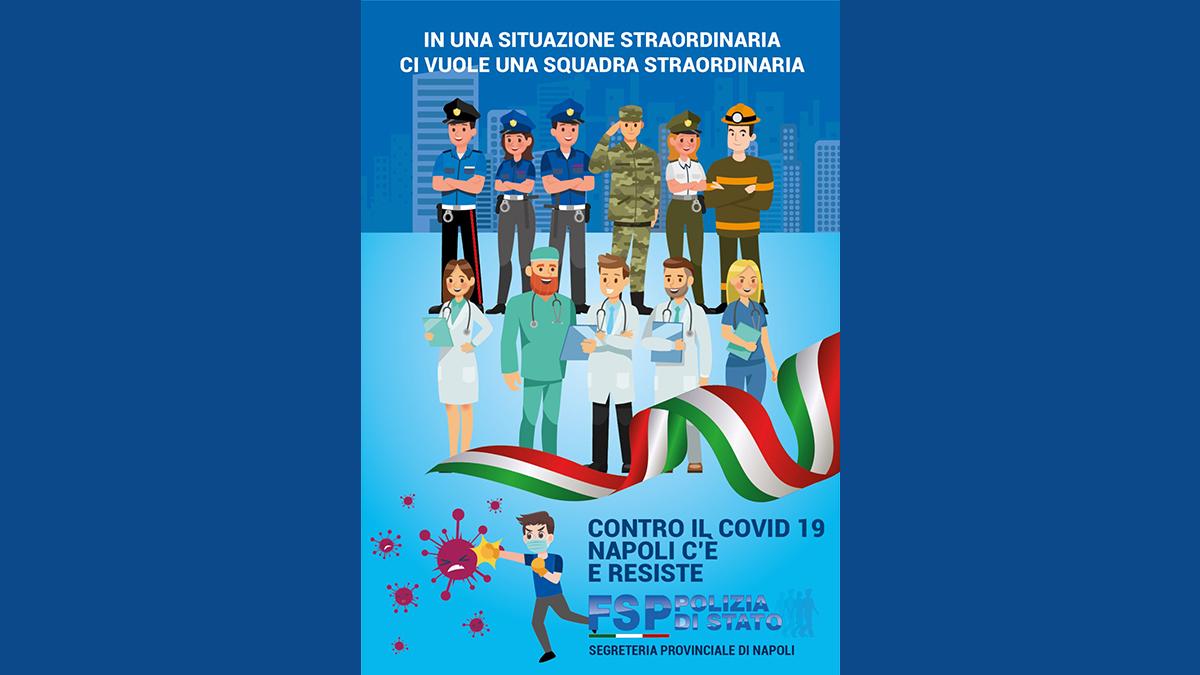"""Fsp di Reggio Calabria invita a """"fare squadra"""" contro il Covid19"""