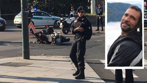 Scontro in moto: morto un maresciallo degli Alpini impegnato nell'emergenza coronavirus