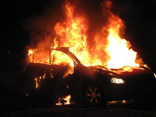 Incendiata auto di un giovane carabiniere