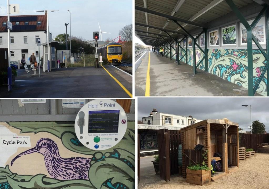 Avonmouth station 2019
