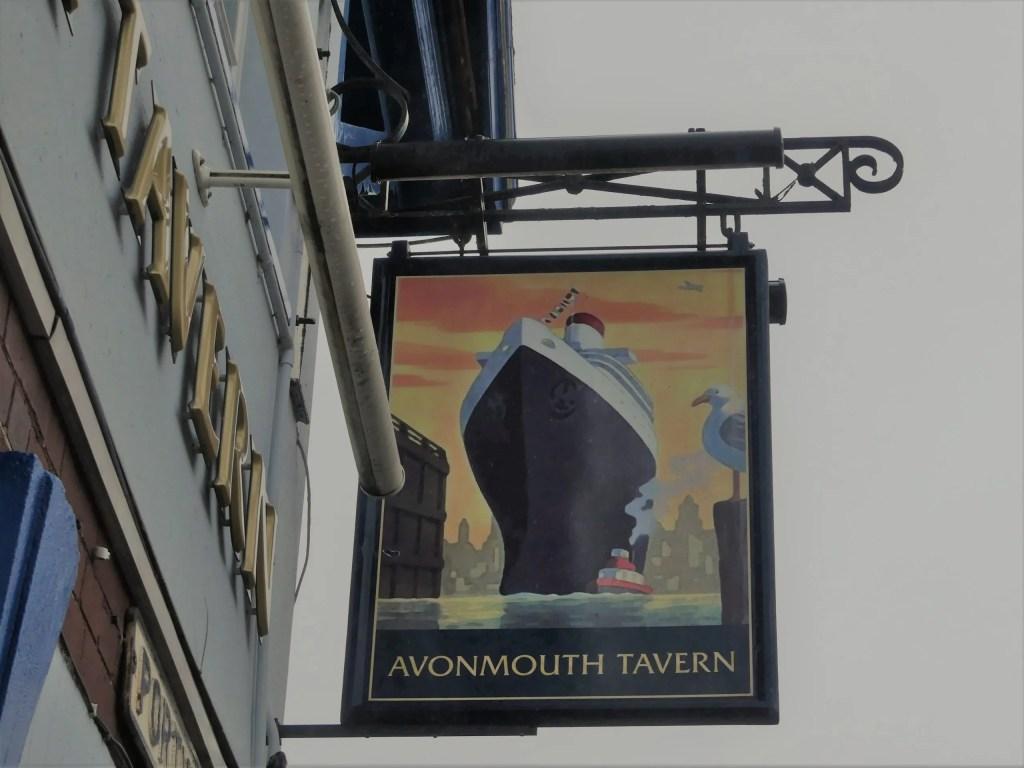Walk from Avonmouth to Shirehampton - Avonmouth Tavern