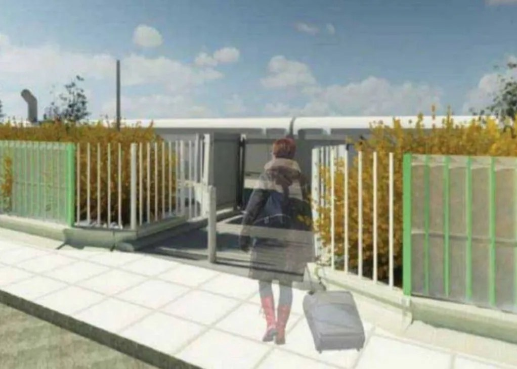 Portway Park&Ride (Illustration c/o Network Rail)