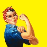 Can you help us? Edited picture of Rosie the Riveter