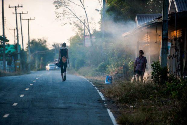 Tailandas: savanoriavom kaime