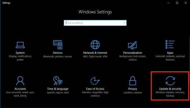 настройки инсайдера windows 10