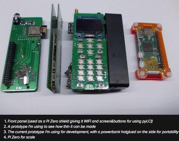 zerophone parts