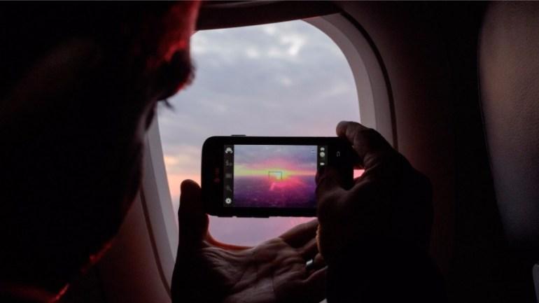 myths phone plane