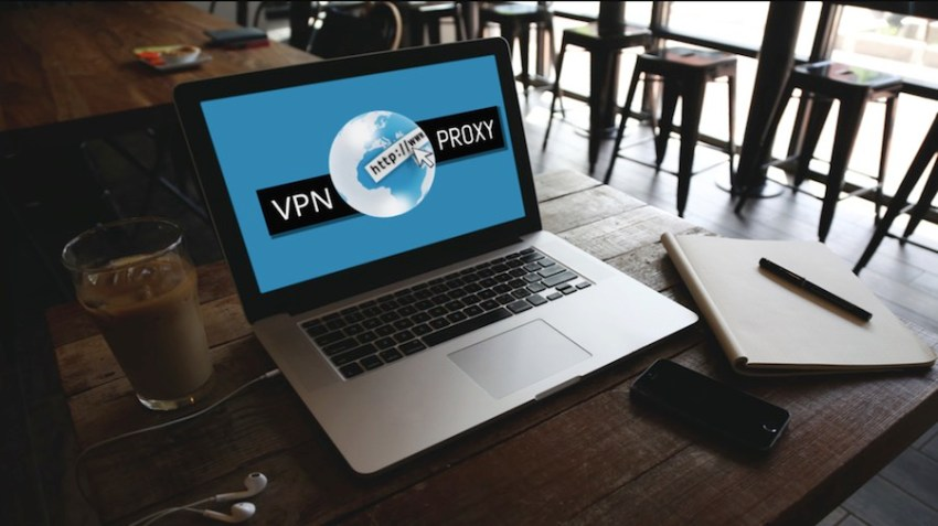 Image result for Proxy Server vs VPN