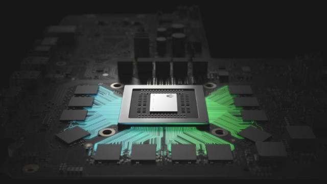 Xbox One X-Scorpio