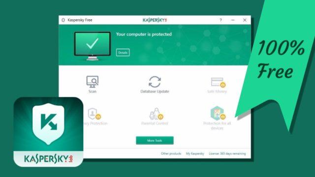 Kaspersky Best Free Antivirus