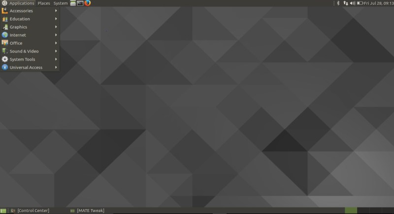 ubuntu mate 17.10 tradicional