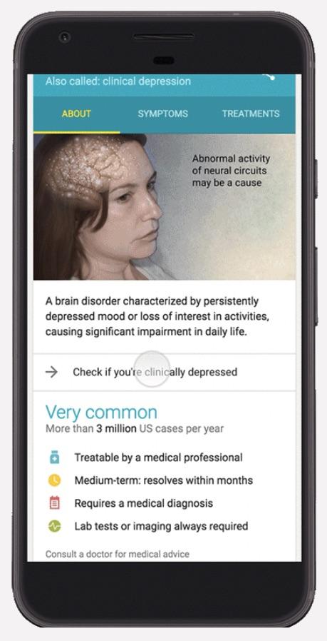 Fitur Pencarian Terbaru Google dapat menemukan apakah Anda Depresi