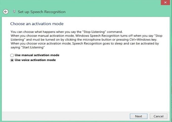 Cara Mengaktifkan Speech Recognition di Windows 10