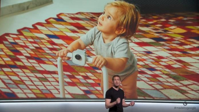 Event Google Pixel 2: Google Luncurkan Google Clips Camera