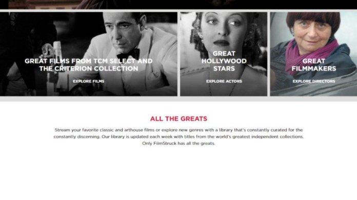 Best Netflix Alternative 7 Filmstruck