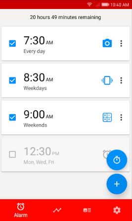 10 Aplikasi Alarm Clock Android Terbaik - Edisi 2018