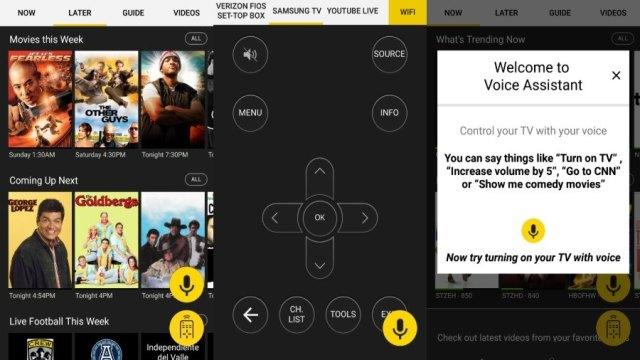 Peel Smart Remote App